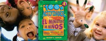 100+ Actividades para el Ministerio de Niños - V1