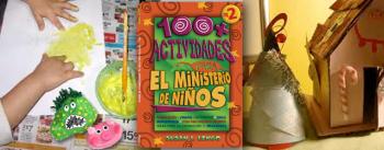 100 + Actividades para el Ministerio de Niños - Vol 2