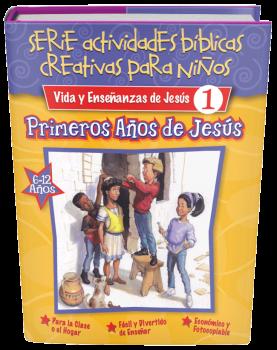 Vida y Enseñanzas de Jesús Vol. 1— Primeros años