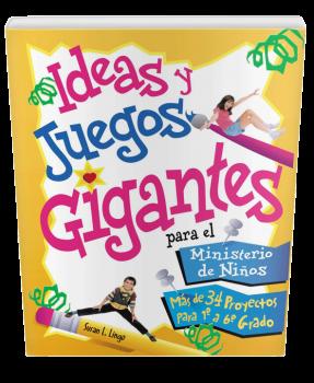 Ideas y Juegos Gigantes para el Ministerio de Niños