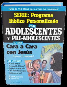 Cara a Cara con Jesús - Programa Bíblico para Adolescentes