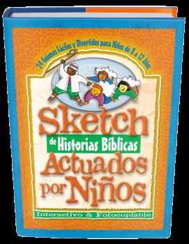 Sketch de Historias Bíblicas Actuadas por Niños