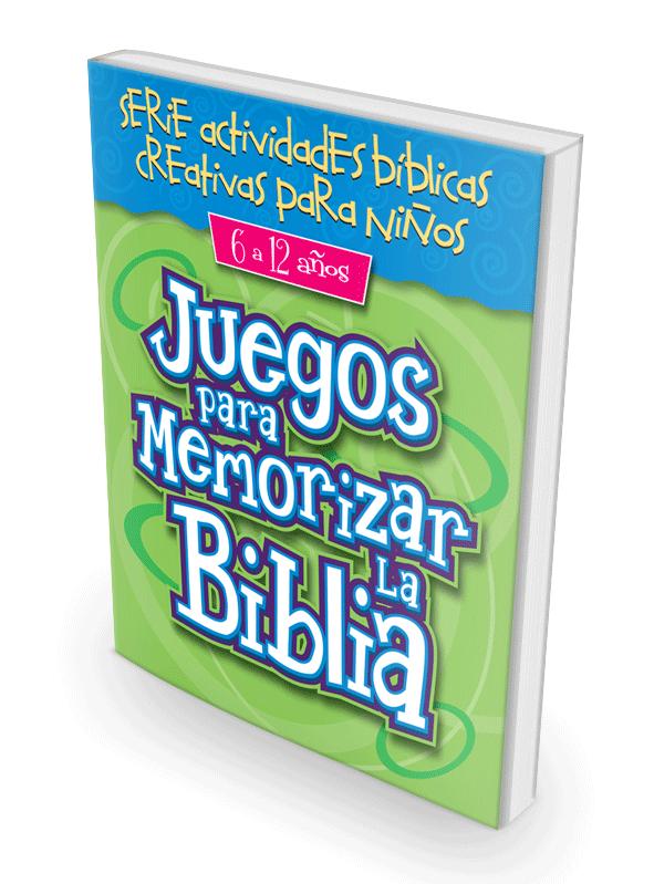 Juegos Para Memorizar La Biblia Editorial Dinamica