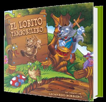 El Lobito Tamborilero, Leonardo Borrero